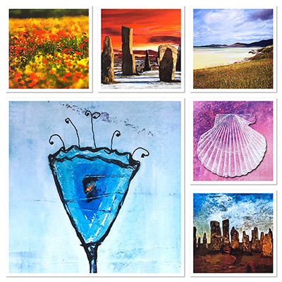 card pack hebridean imaging yvonne benting
